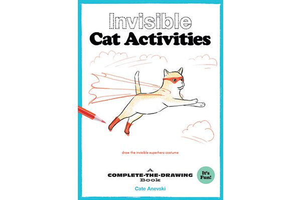 Invisible Cat Activities.