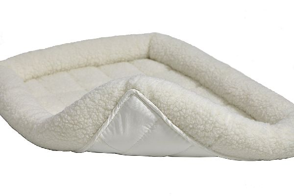 Bolster Pet Bed for Dogs & Cats, MidWest Homes for Pets ($5.99). amazon.com   https://www.amazon.com/MidWest-Deluxe-Bolster-Dogs-Cats/dp/B007Q2L7NY/ref=sr_1_3