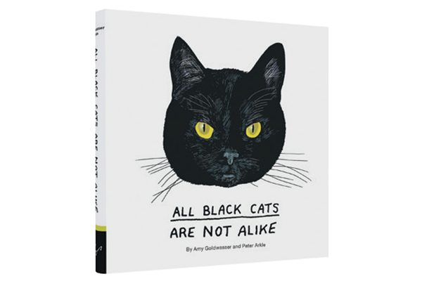 All Black Cats Are Not Alike by Amy Goldwasser. Photography ©Chronicle Books.