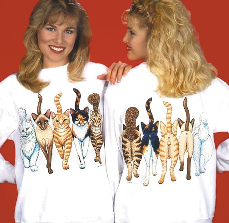 Personalized cat lovers favorites since 1986